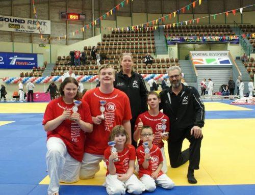 Aangepast judotoernooi Beverwijk