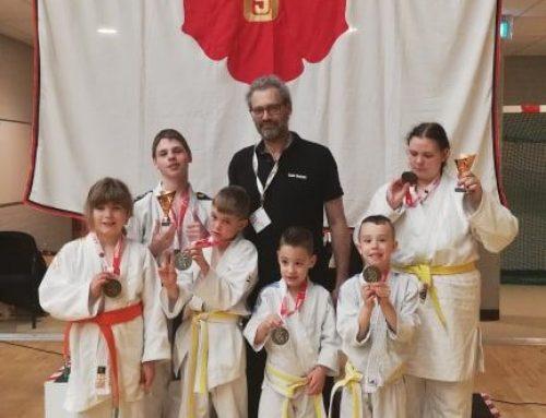 Conscius Sports presteert prima op Fuyiama judotoernooi in Amsterdam