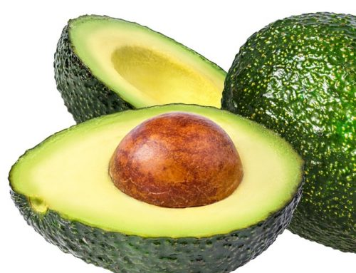 Gezonde snack: avocado