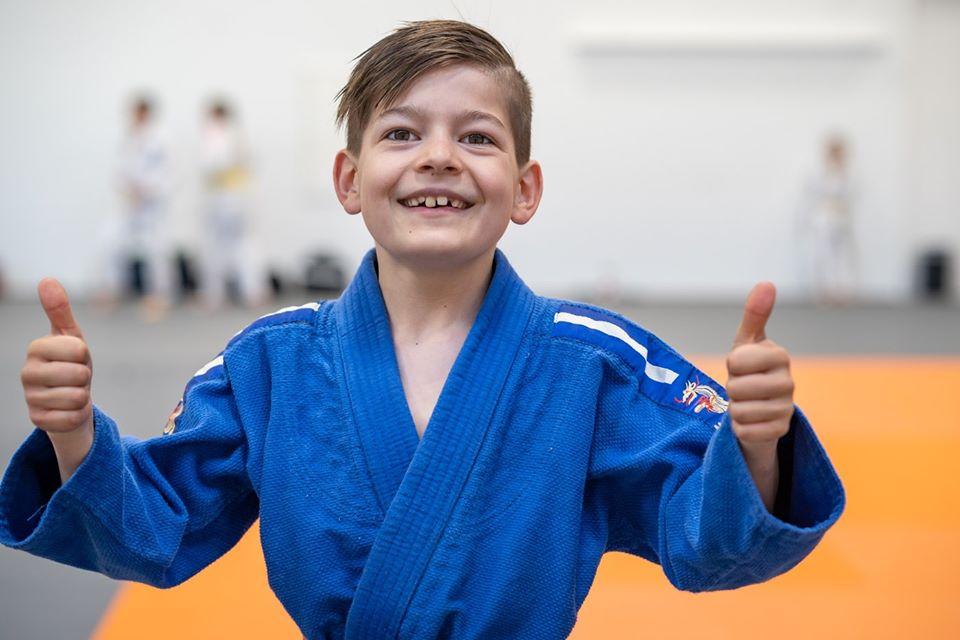 Weer open voor jeugd judo