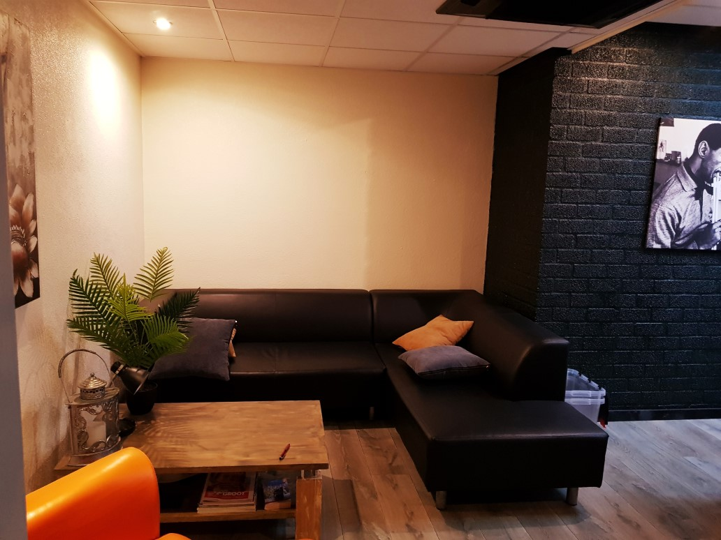 Lounge Wellness Conscius Sports Health Center