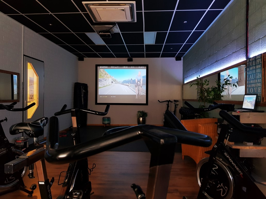 Virtual Spinning Conscius Sports Health Center